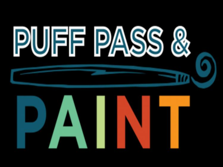 Puff, Pass & Paint - Los Angeles