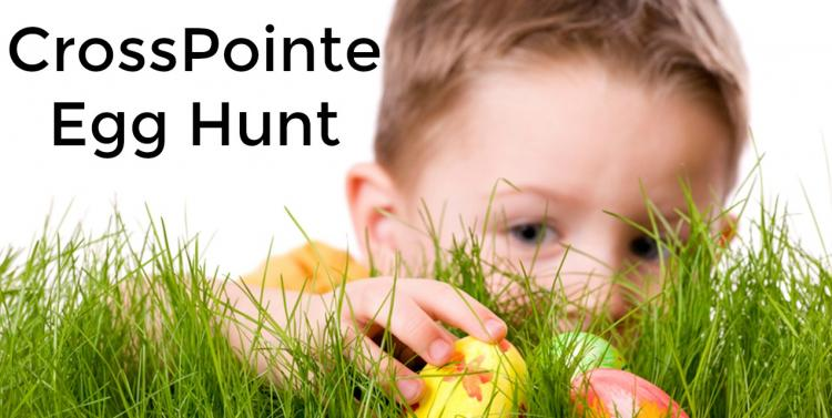 CrossPointe Easter Egg Hunt