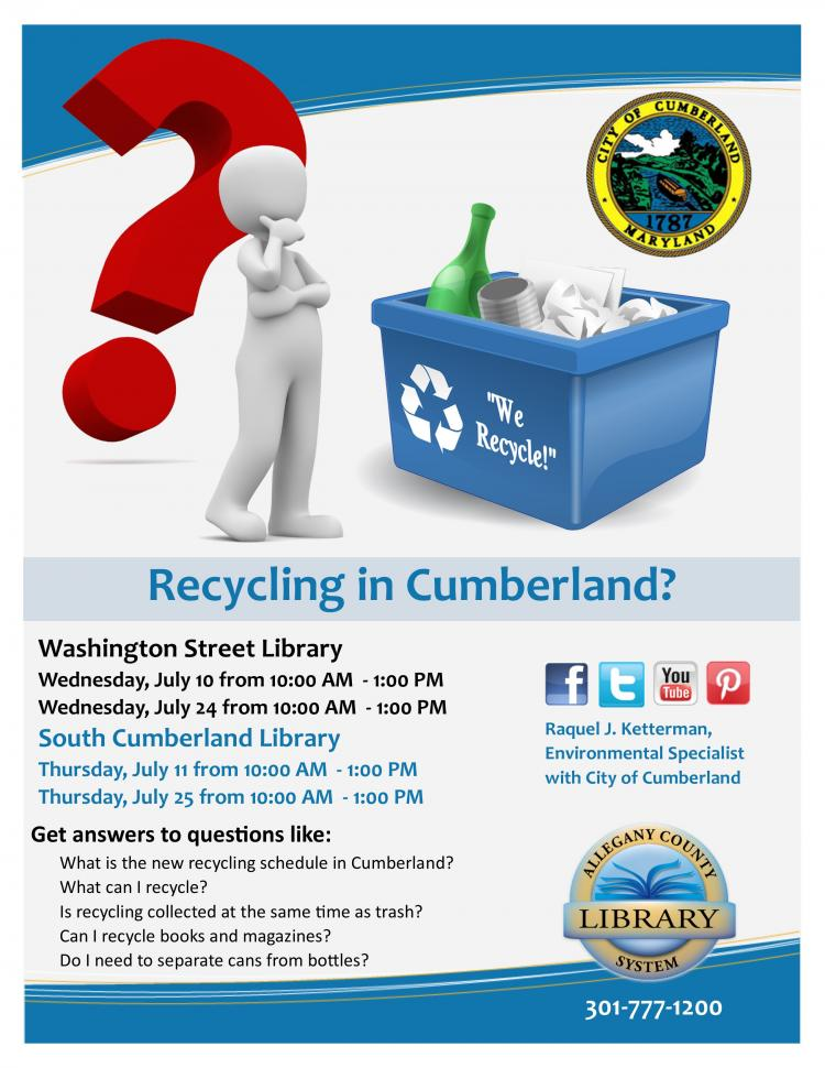 Curbside Recycling Q&A