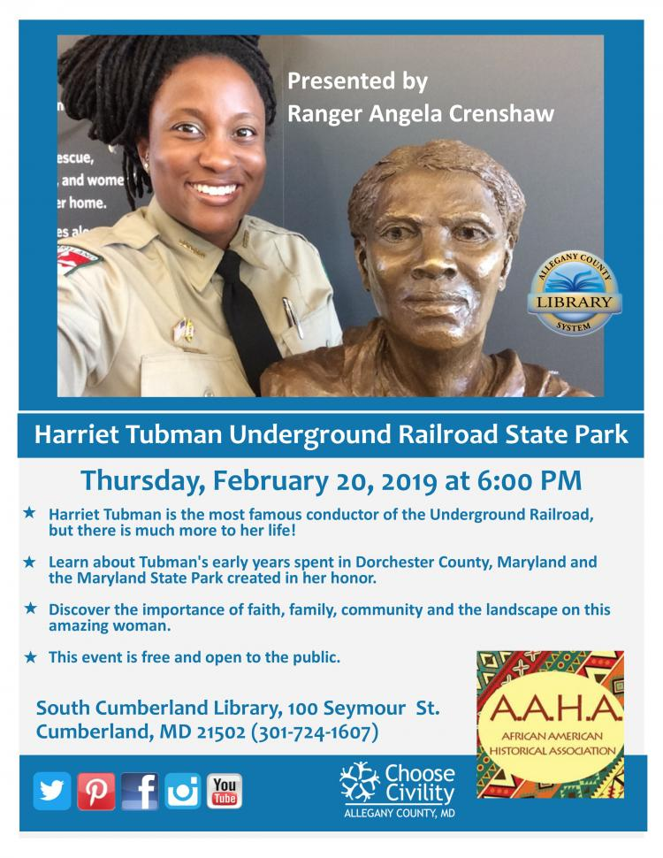 Harriet Tubman's Life and Legacy