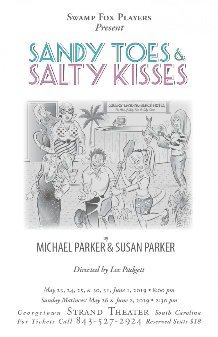 Sandy Toes and Salty Kisses at Strand Theater in Georgetown