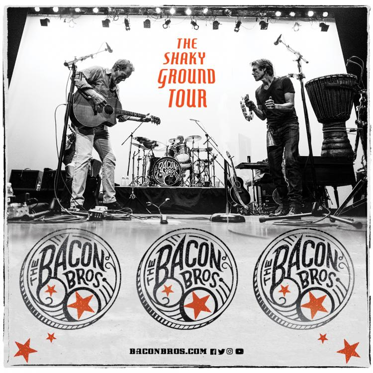 The Bacon Brothers Shaky Ground Tour