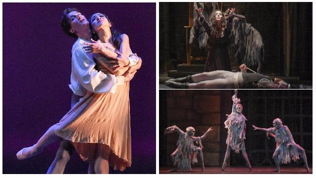 New Jersey Ballet: The Bard's Ballets: Romeo & Juliet and Macbeth