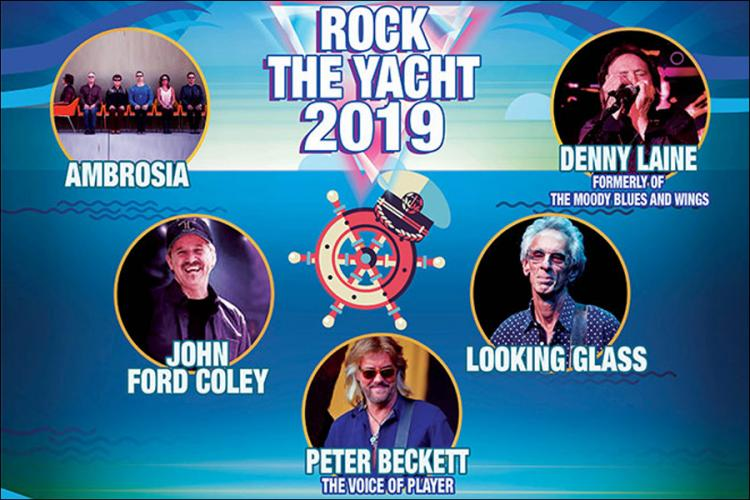 Rock the Yacht 2019
