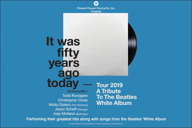 It Was 50 Years Ago Today: A Tribute To The Beatles' White Album