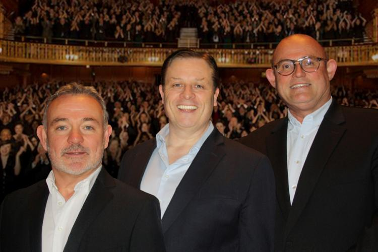 The Irish Tenors Holiday Concert