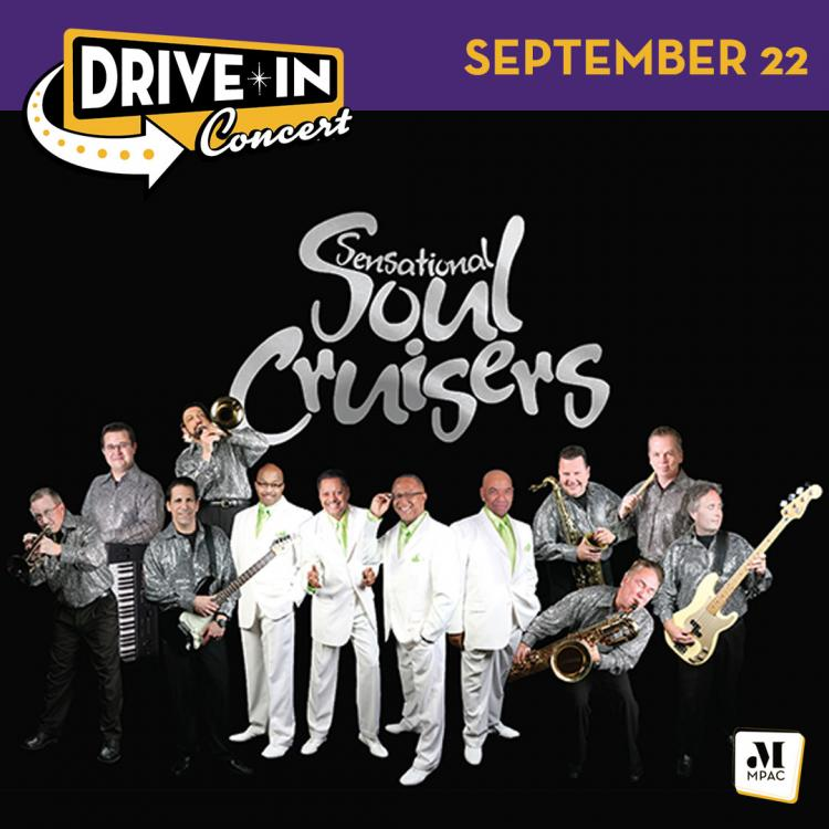 MPAC Drive-In Concert: The Sensational Soul Cruisers