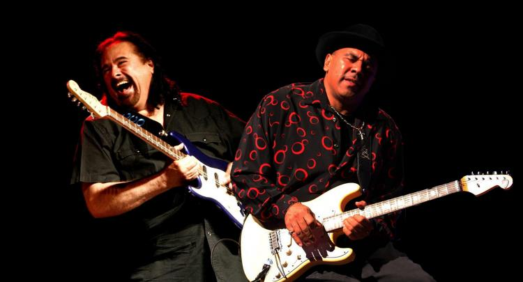 Coco Montoya and Ronnie Baker Brooks