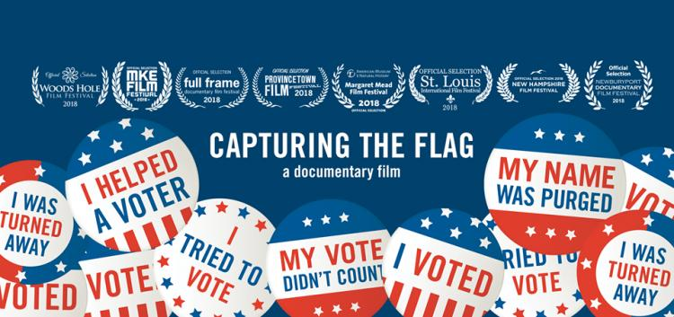 Capturing the Flag with post-screening audience Q&A