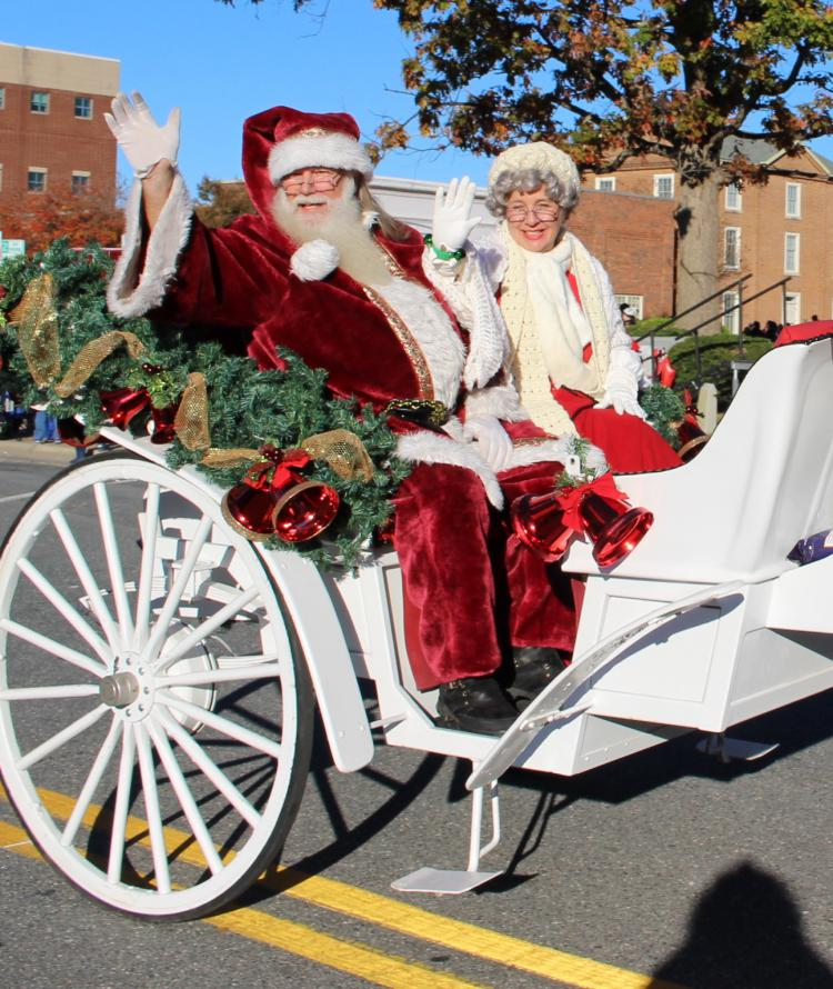 Union County Christmas Parade
