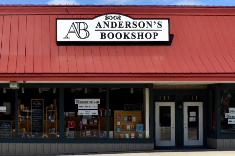 Support Anderson's Bookshops during the pandemic: GoFundMe campaign