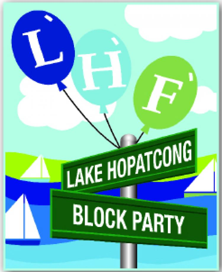 Lake Hopatcong Block Party 2019