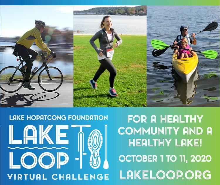 Virtual Lake Loop Challenge
