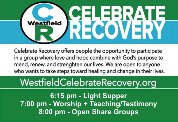 Westfield Celebrate Recovery