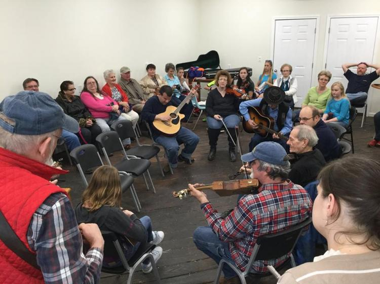 First Friday after Five - Music Jam Session, Hampshire Co-op 5-7PM