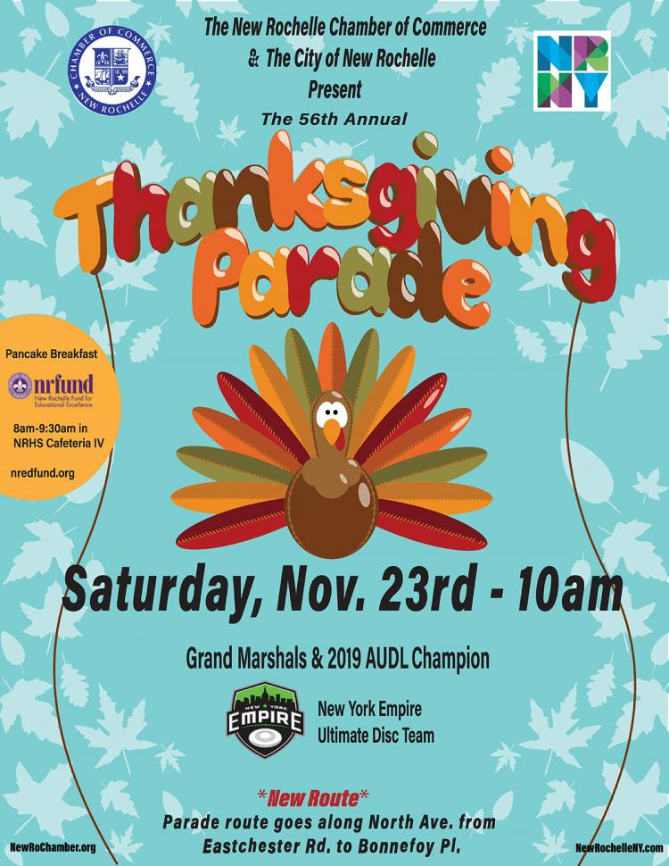 New Rochelle Thanksgiving Parade