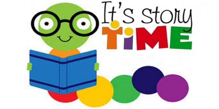 Storytime at Hampshire County Library