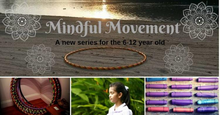 Mindful Movement - Getting Kids Moving, Allegan Arts Council