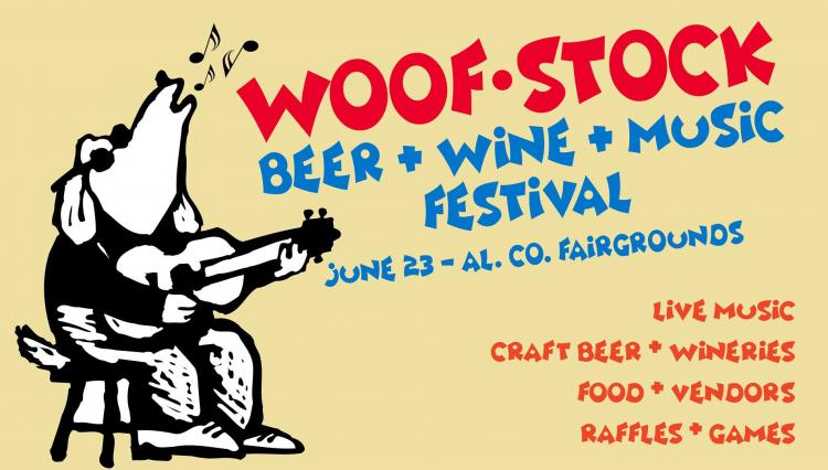 WOOFSTOCK! Beer, Wine & Music Festival at Allegany County Fairgrounds