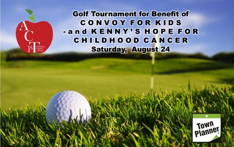 ACT 1St Federal Credit Union Benefit Golf Tournament, August 24