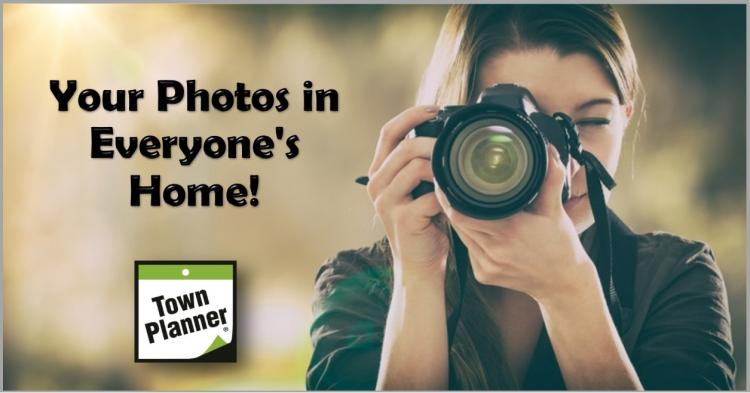 Your Photo in Everyone's Calendar - Town Planner Photo Contest