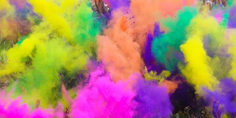 The Relay For Life of Meyersdale's Annual 5K ColorFum Run/Walk