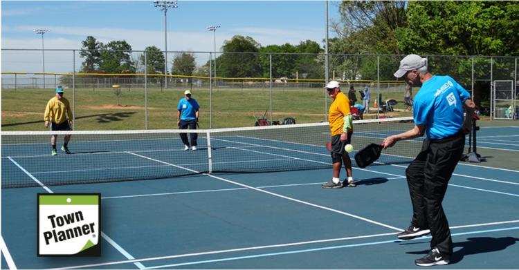 Community Pickleball, Somerset Area High School Fieldhouse