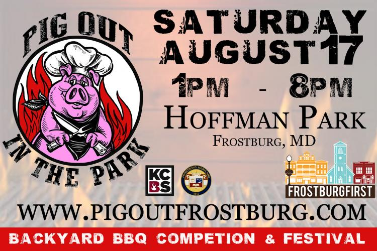 Frostburg's Pig Out in the Park
