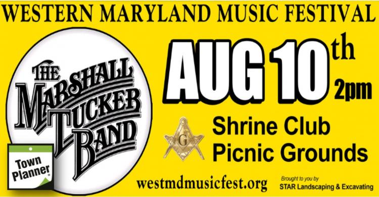 WMD Music festival featuring Marshall Tucker Band, Shrine Club