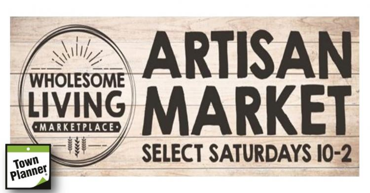 Wholesome Living Marketplace Artisan Market