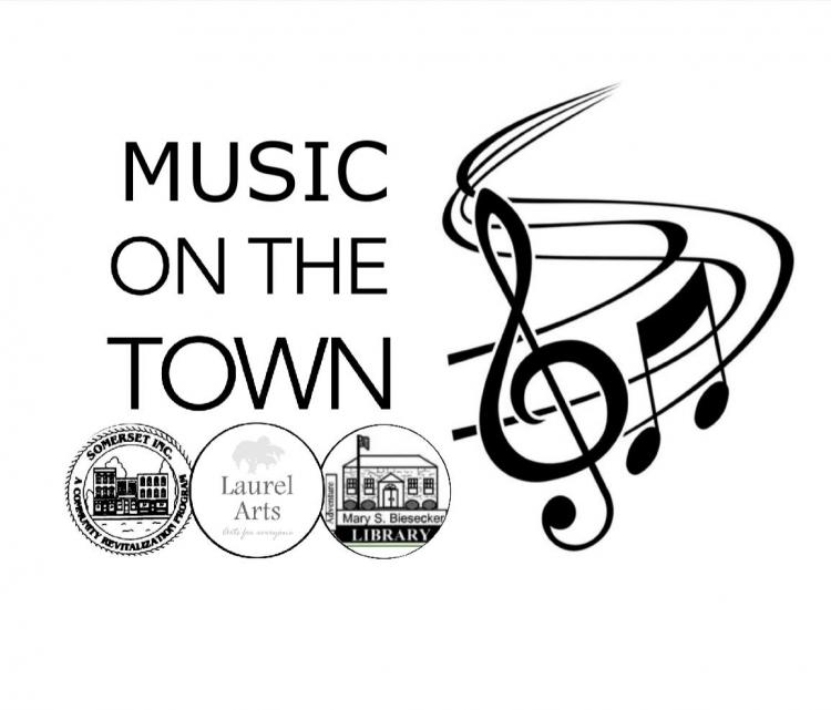 Music on the Town event LA (Laurel Arts) Night