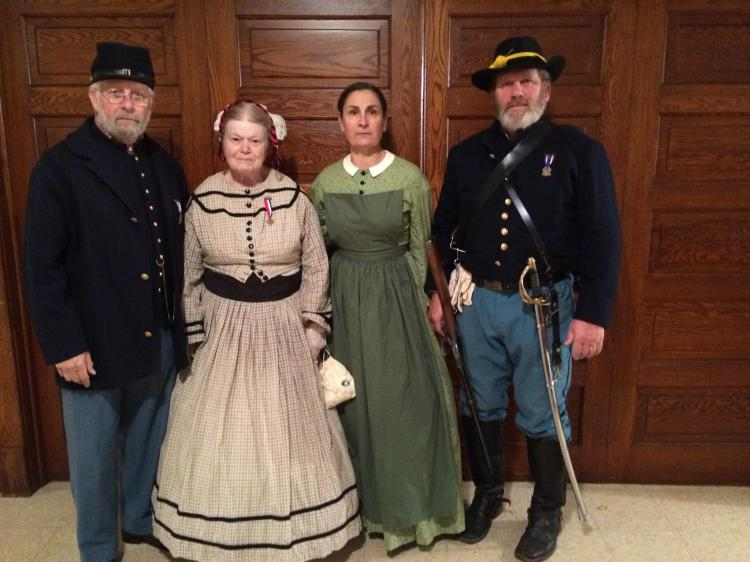 A Visit with 19th Century Addison Citizens, Springs, PA