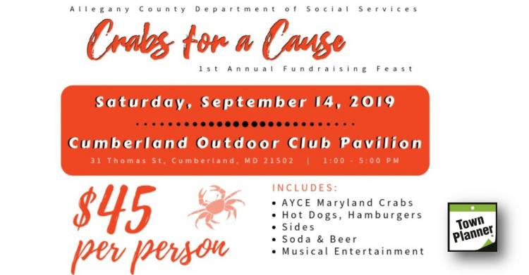 Crabs for a Cause!
