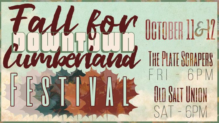 4th Annual Fall for Downtown Cumberland Festival