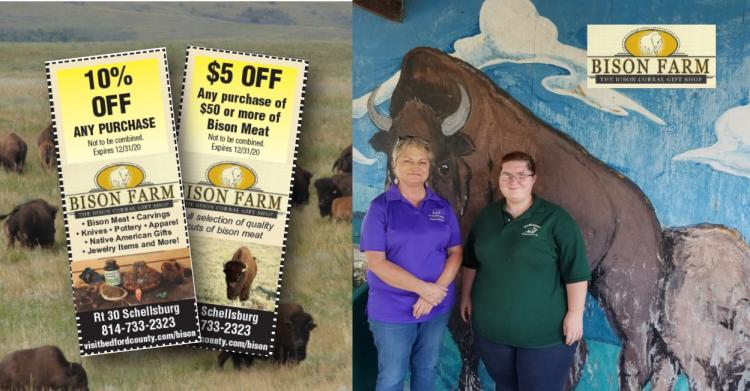 Welcome New Town planner sponsor The Bison Corral