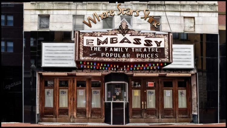 See How They Run, Embassy Theatre