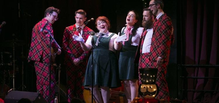 The Sweetback Sisters Christmas Spectacular