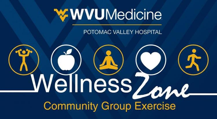 PVH Wellness Zone - Community Group Exercise