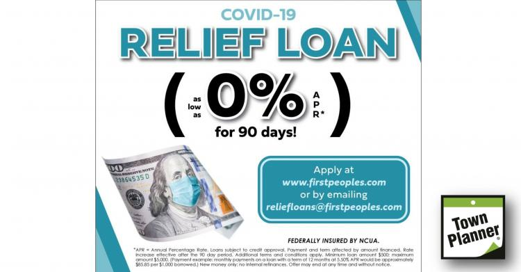 Relief Loan and Skip-a-Pay program at First Peoples