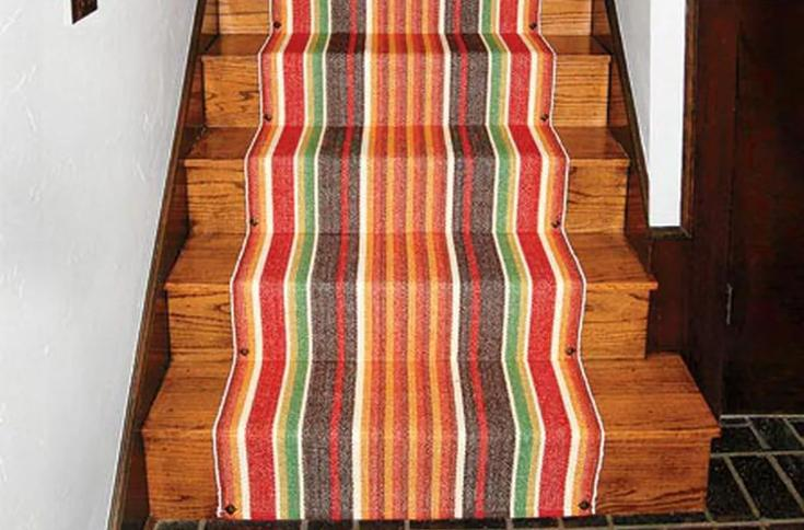How to Install a Low-Cost Stair Runner