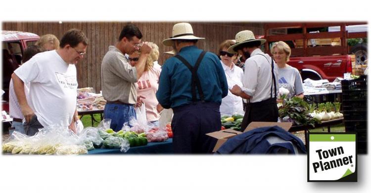 Springs (PA) Farmers' Market, 8-1PM