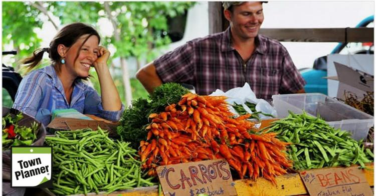 Downtown Cumberland Farmers' Market