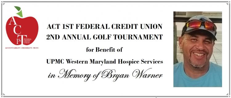 ACT 1st Federal Credit Union Benefit Golf Tournament 8/22