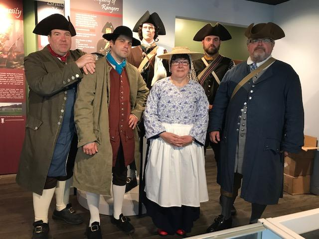Ashby's Fort Museum Open