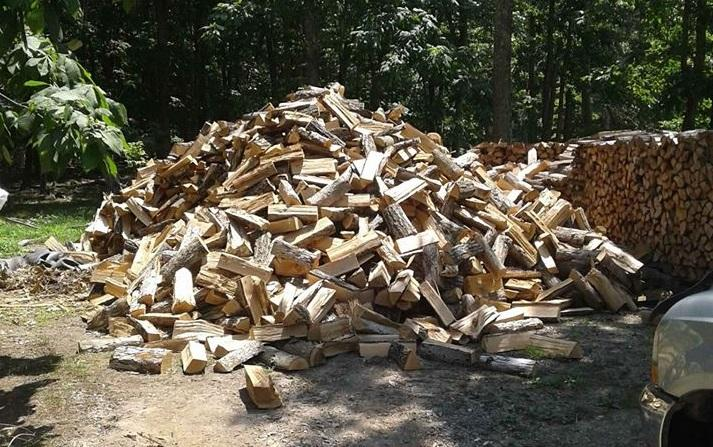 Firewood For Sale, Oldtown.  See prices in ad