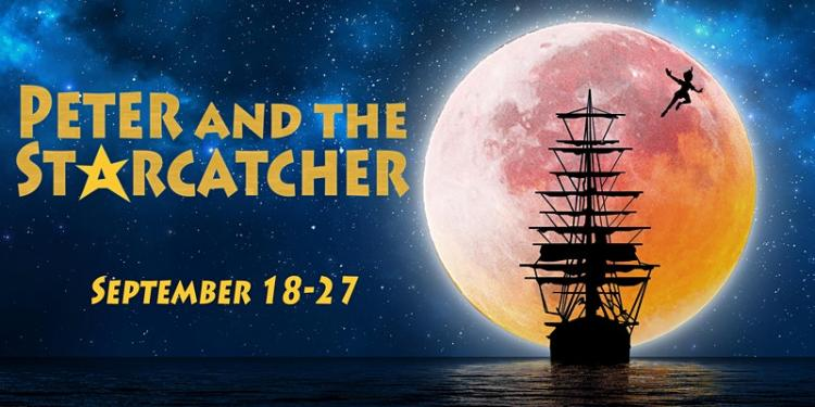 "The Embassy Theatre Presents: ""Peter and the Starcatcher"" Sept. 18-27"