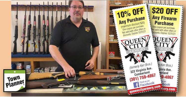 Welcome New Sponsor Queen City Armory.