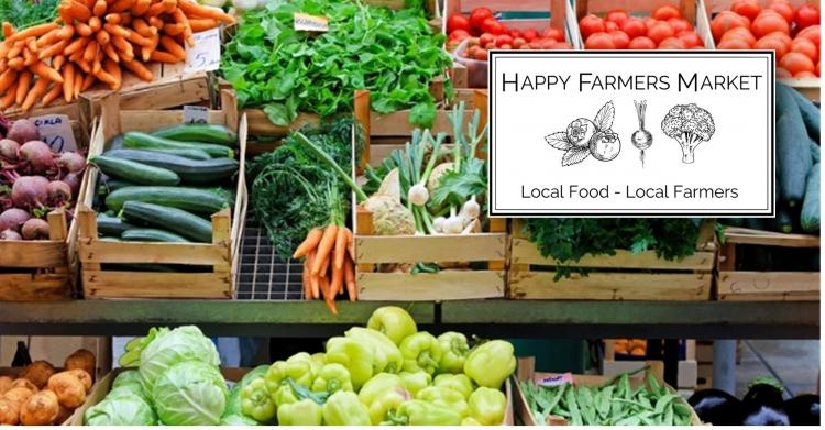Happy Farmer's Market At Keyser Tractor Supply