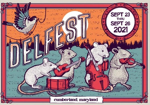 Delfest, Allegany County Fairgrounds *CANCELLED*
