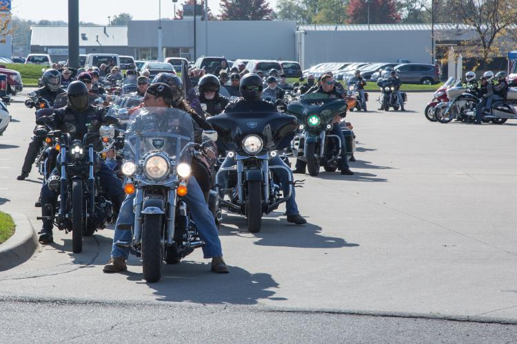 7th Annual Gentleman Campaign© Benefit Motorcycle Ride